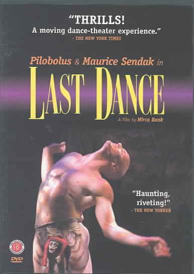 LAST DANCE BY SENDAK,MAURICE (DVD)